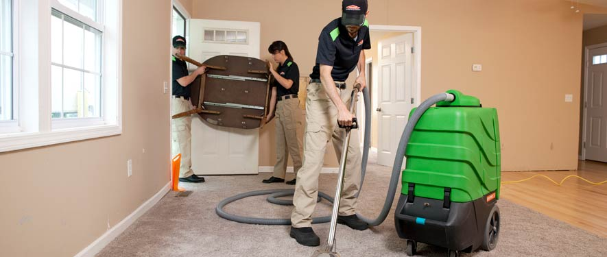Gastonia, NC residential restoration cleaning